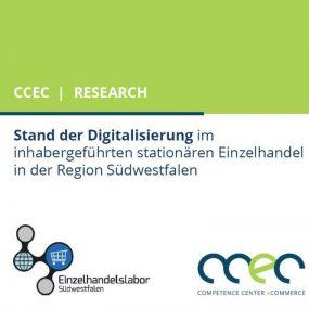 Stand der Digitalisierung im Einzelhandel in Südwestfalen