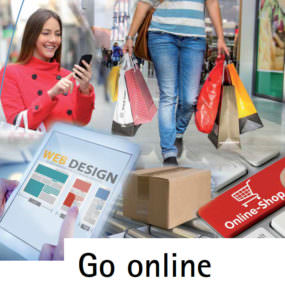 E-Commerce Leitfaden für den Einzelhandel und Dienstleistung