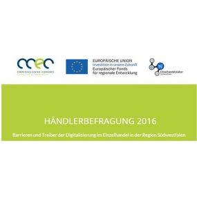 Händlerbefragung in Südwestfalen 2016 (Beschreibende Auswertung)