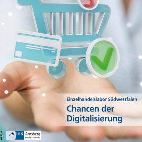Einzelhandelslabor Südwestfalen im IHK Magazin April 2018